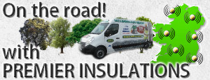 On The Road with Premier Insulations