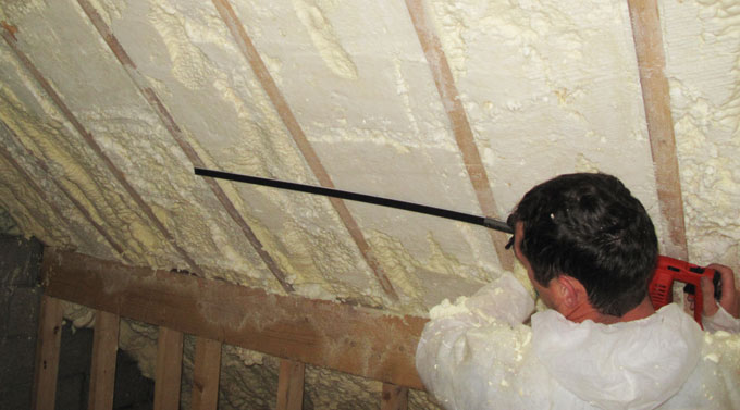 Spray Foam Insulation High Quality Puracell