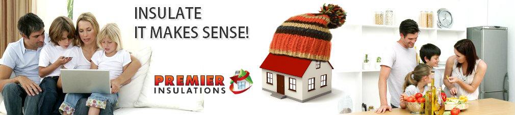 Insulate - It Makes Sense!